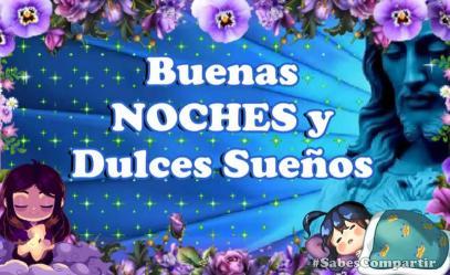 buenas noches y dulces sueños