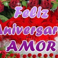 feliz aniversario mi amor