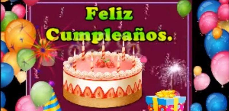 Feliz Cumpleaños a todos en Abril