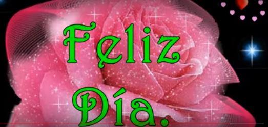 Te deseo feliz Día