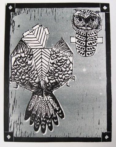 Screech Owl Body