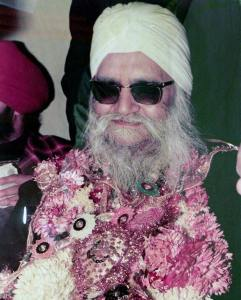 Sant Ji Maharaj in the UK