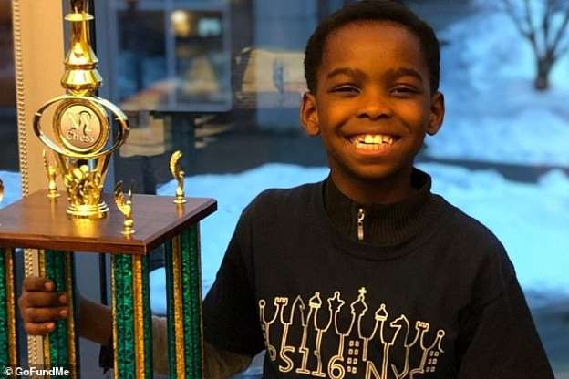 8-YEAR-OLD NIGERIAN BOY BECOMES CHESS CHAMPION.