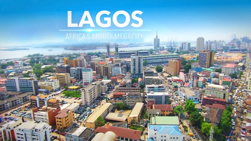 LAGOS: THIRD MOST STRESSFUL CITY IN THE WORLD.