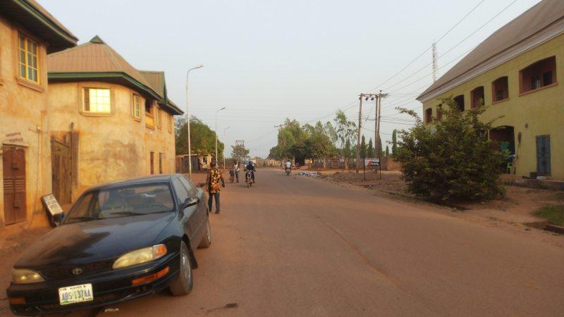 CHIEF NWIBOKO ENIGWE AVENUE(ABAKALIKI, EBONYI STATE.)