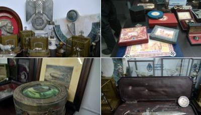 policía descubre un tesoro nazi en una casa de Argentina
