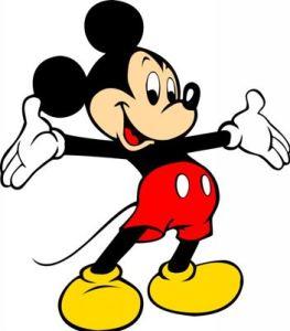 Por estos motivos los personajes de Disney llevan guantes blancos