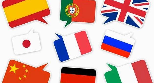 Los cinco idiomas más hablados del mundo