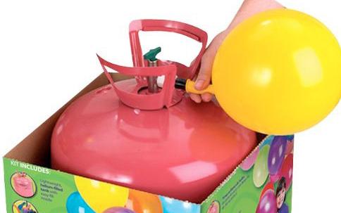 ¿Cómo el helio logra alterarnos la voz