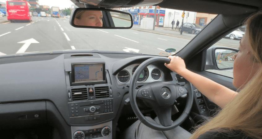 En Inglaterra se conduce por la izquierda