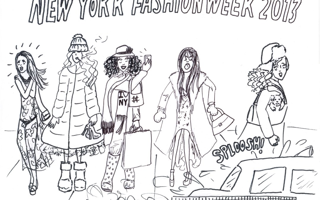 Nemo vs. New York Fashion Week 2013