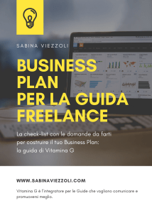 guida business plan freelance pdf