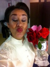 Intermission Roses!