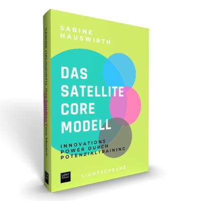 Unternehmensberatung, Consulting, Das Satellite Core Modell von Sabine Hauswirth, Innovation Competence, Innovation Training