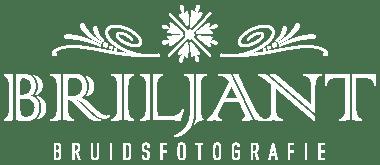 Briljant Bruidsfotografie logo (diap)