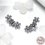 Cercei Tiffany din Argint
