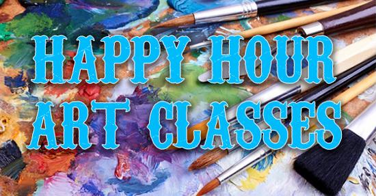 Happy Hour Art