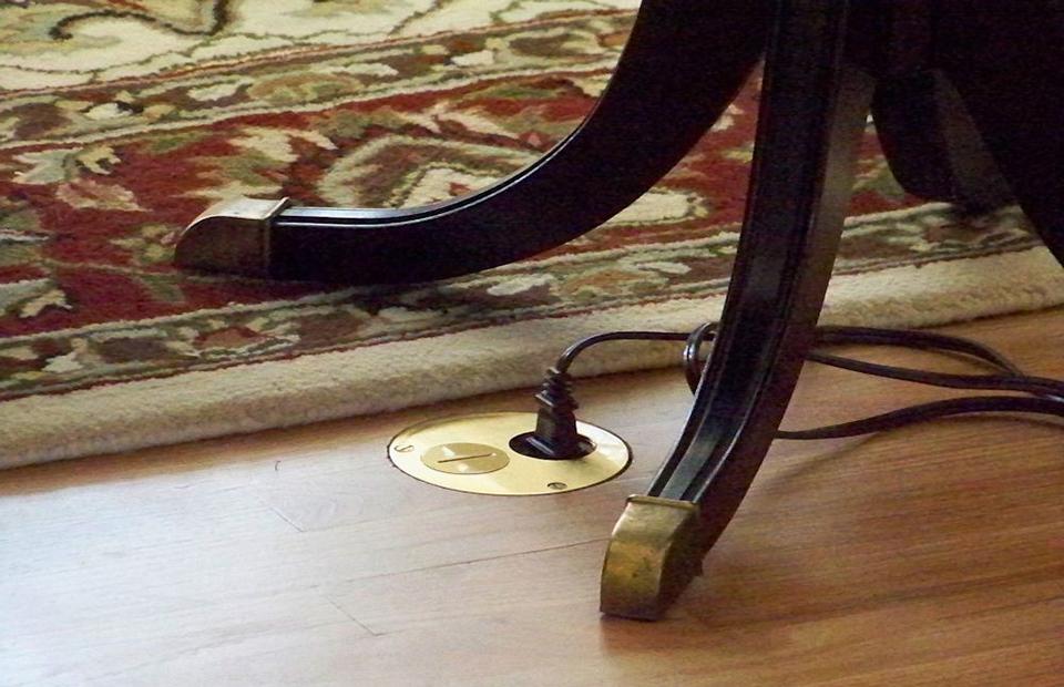 Home Improvement  Floor Outlets