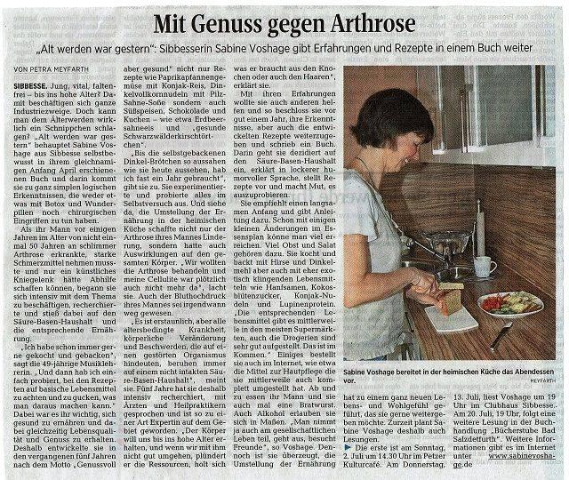 Presseberichte - Alfelder Zeitung