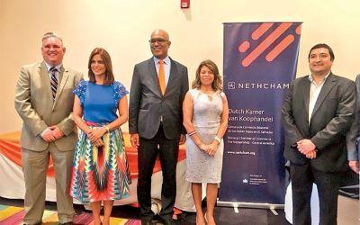 Programa Sabios y Expertos Acompaña a Consulado de Holanda en Lanzamiento Nethcham