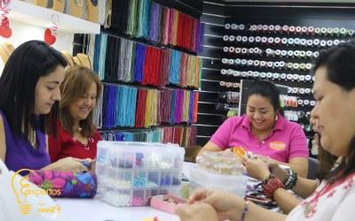 D'Perlas Crea la Primera Academia de Bisutería en El Salvador