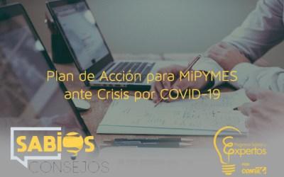 Plan de Acción para MiPYMES ante Crisis por COVID-19