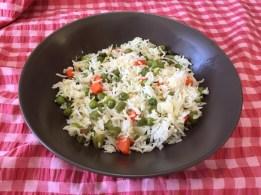 Easy Breezy Vegetable Pulao