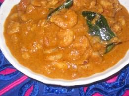 Chettinad Prawns Recipe