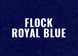 Warna Polyflex Flock Royal Blue
