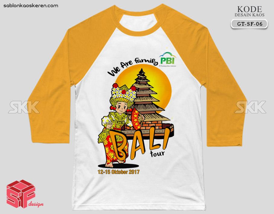 Kaos Family Gathering Bali