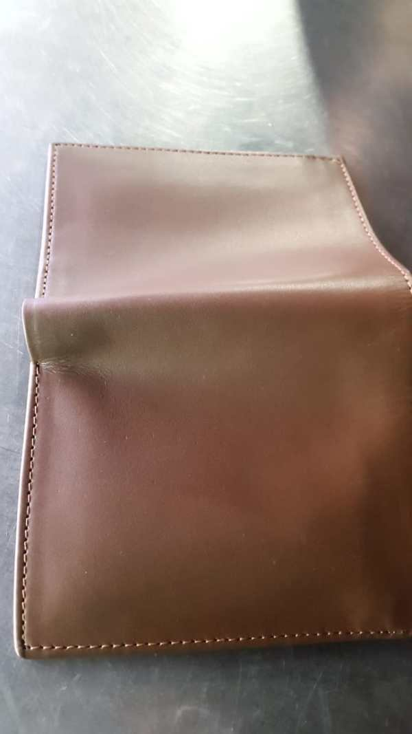 Pure Leather Customized Wallet in Bulk Quantity - SabMilyga
