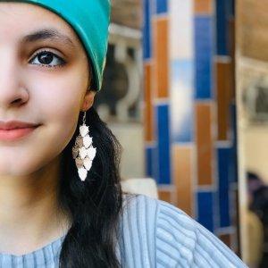 Causal Earring For Women SE08