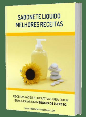 receitas de sabonete liquido