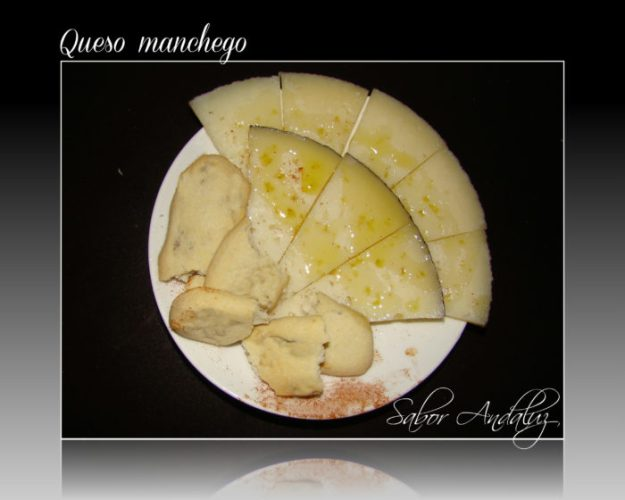 fromages Sabor Andaluz