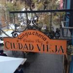 Ciudad Vieja, Sanguchería