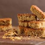 Butterscotch Brownie (Brownie de Caramelo)