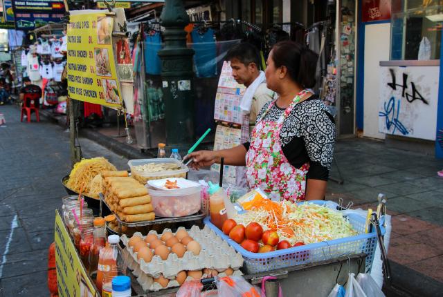 Resultado de imagen para comida callejera