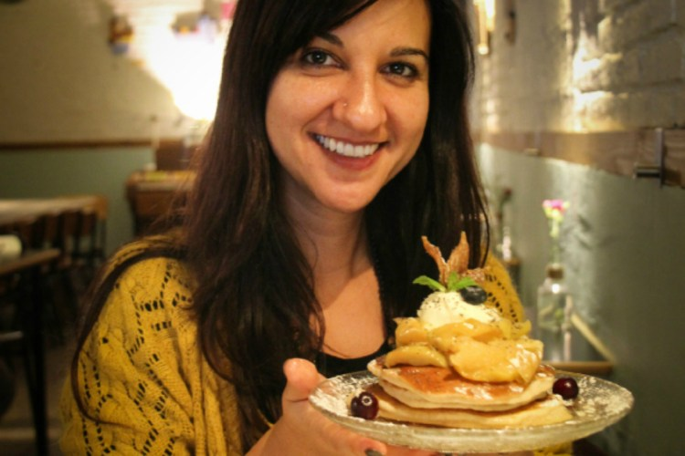 Un Brunch con Claudia Canu (de Coffee and Brunch BCN)