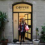 Un café con Gal·la de Barcelona a Mordiscos