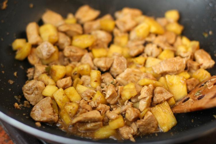 pollo-agridulce-pina