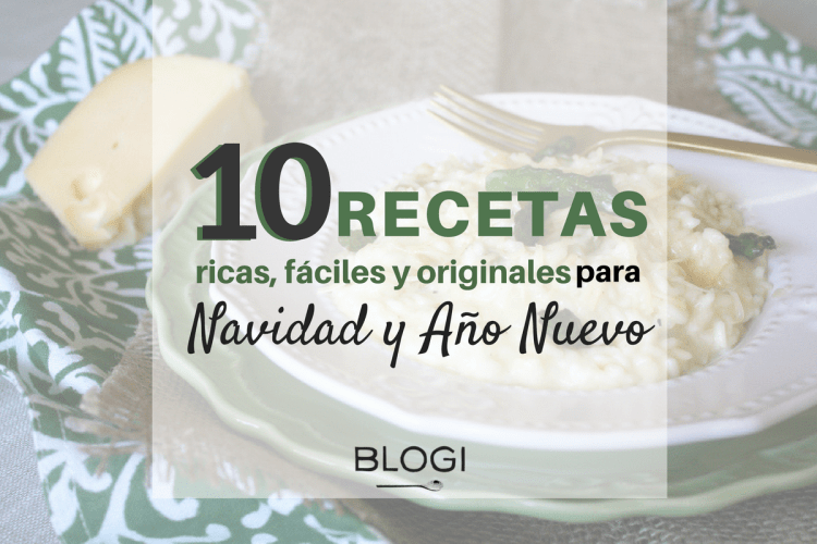10 recetas ricas, fáciles y originales para Navidad y Año Nuevo