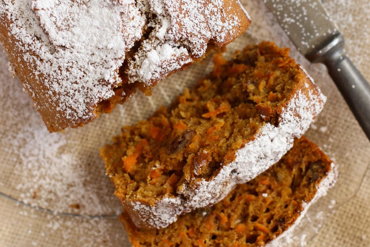 Queque De Zanahoria Yogurt Y Especias El Sabor De Lo Bueno Receta para preparar este delicioso postre (video). queque de zanahoria yogurt y especias
