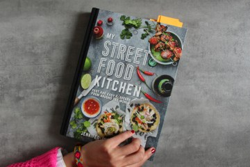 libro street food jennifer joyce
