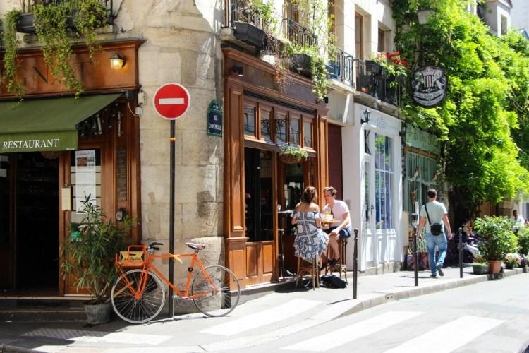 calles y rincones - Paris, Francia