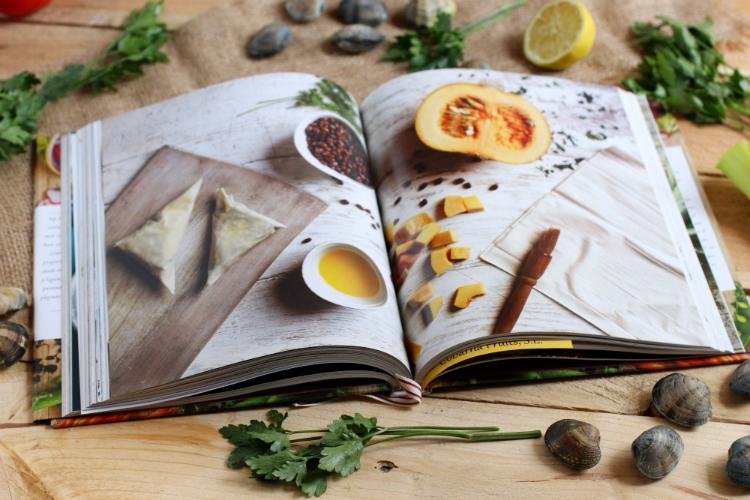 Libro Al Natural Parragon - Recetas sanas y nutritivas
