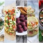 12+1 Recetas frescas, saludables y originales