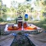 10 ideas y tips de comidas para camping