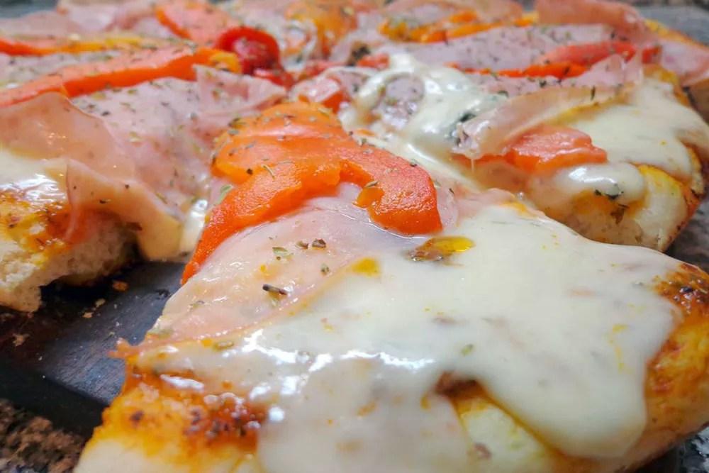 Sabores Mendoza   Pizzas de Roquefort Súper - Delivery Pedidos Online Mendoza