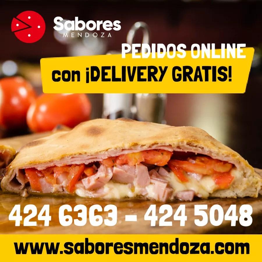 Promociones en Mendoza Delivery de Comida en Mendoza Pedidos Online Delivery Gratis Sabores Mendoza
