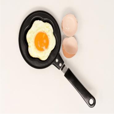 Quesos y Huevos